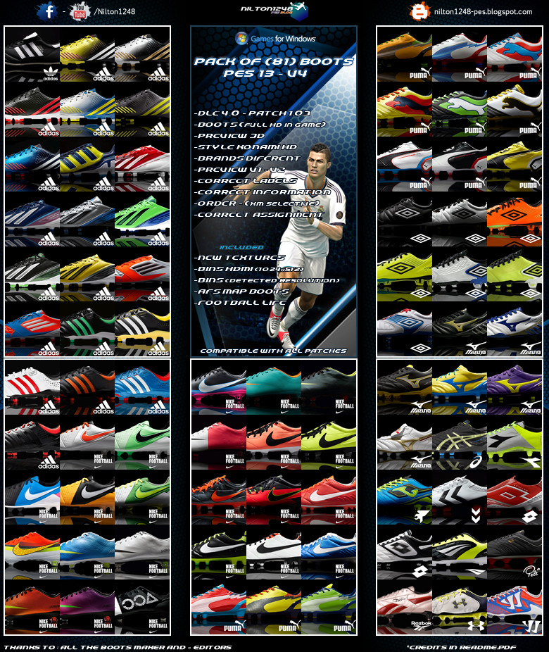 Pack-of-81-Boots-Pes-13-V4-Full-HD