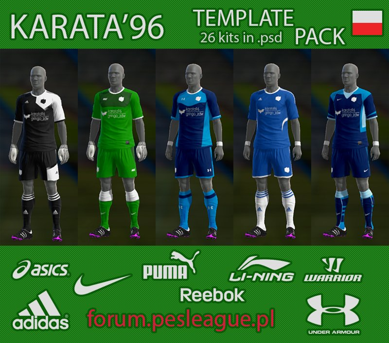 pes 2013 template pack