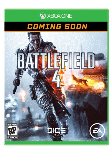 battlefield 4 xbox one cover