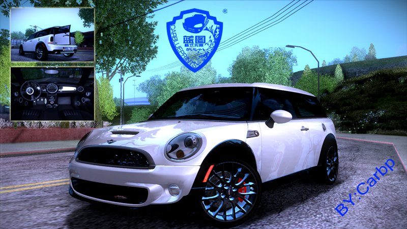 gta san andreas mini cooper jcw