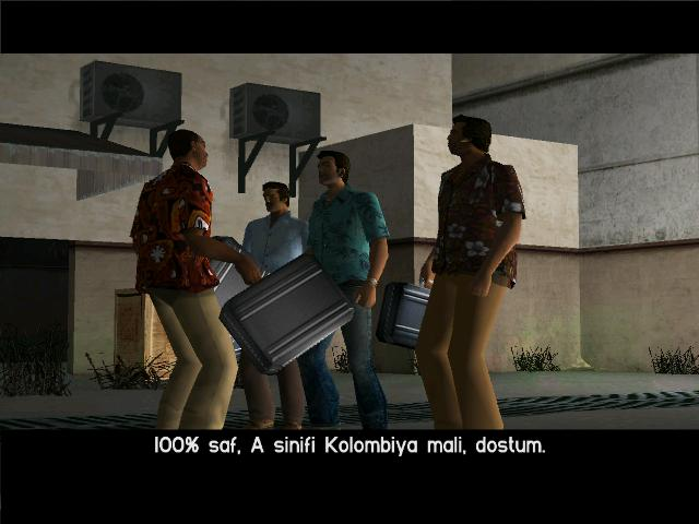 gta vice city türkçe yama