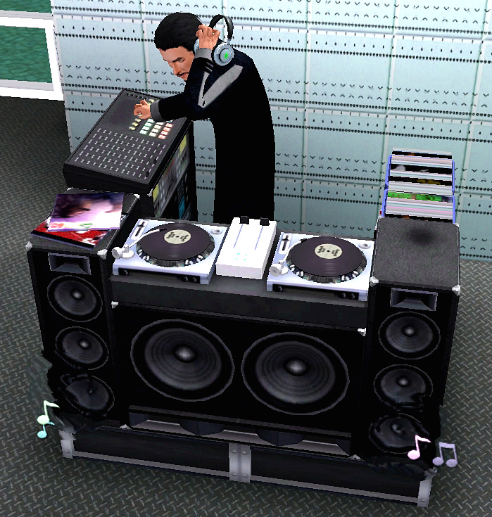 the sims 3 dj kabini